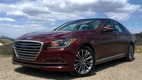 2015 Hyundai Genesis Cost 2015 Hyundai Genesis Edges Closer To Costlier Review