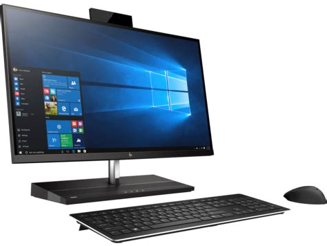 hp eliteone 1000 g1 27 in 4k uhd all in one business pc