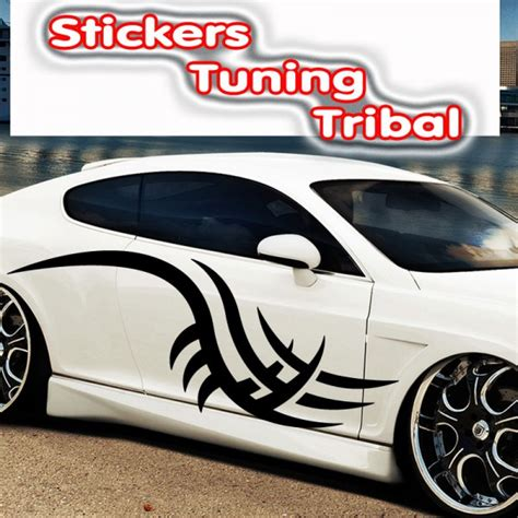 Tuning Sticker by Stickers Tuning Tribal Pas Cher 183 184 184 France Stickers