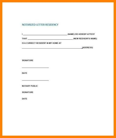 notary template pretty notary template ideas exle resume ideas