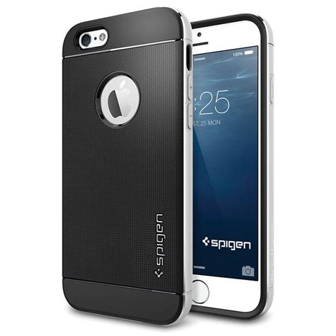 Metal Iphone 6 spigen neo hybrid metal for apple iphone 6 sgp11037 b h