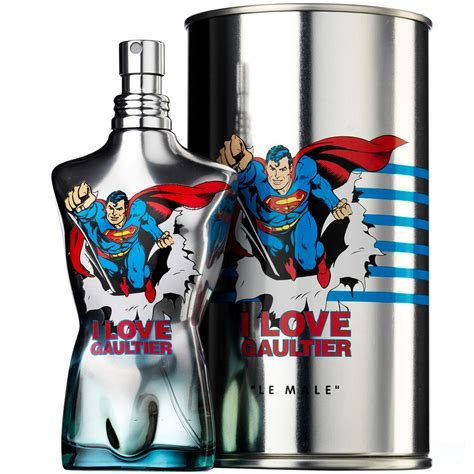 Decant Jean Paul Gaultier Le Superman Eau Fraiche 5ml jean paul gaultier le eau fraiche superman eau de