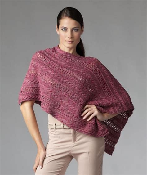 knit poncho pattern poncho knitting patterns knitting cable and patterns