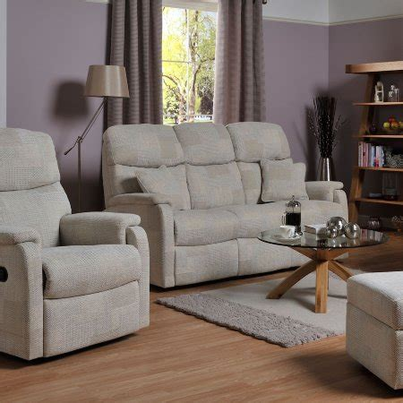 saxon fabric sofas fabric reclining sofas vale furnishers