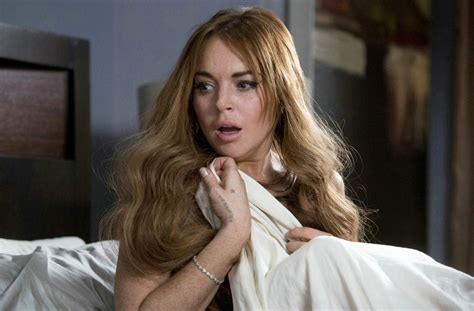 Lindsay Lohans A Firecracker In Bed by Lindsay Lohan Suing E Trade