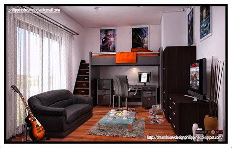 boy s room house design