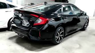 Civic Si 4 Door by 2017 Honda Civic Si 4 Door