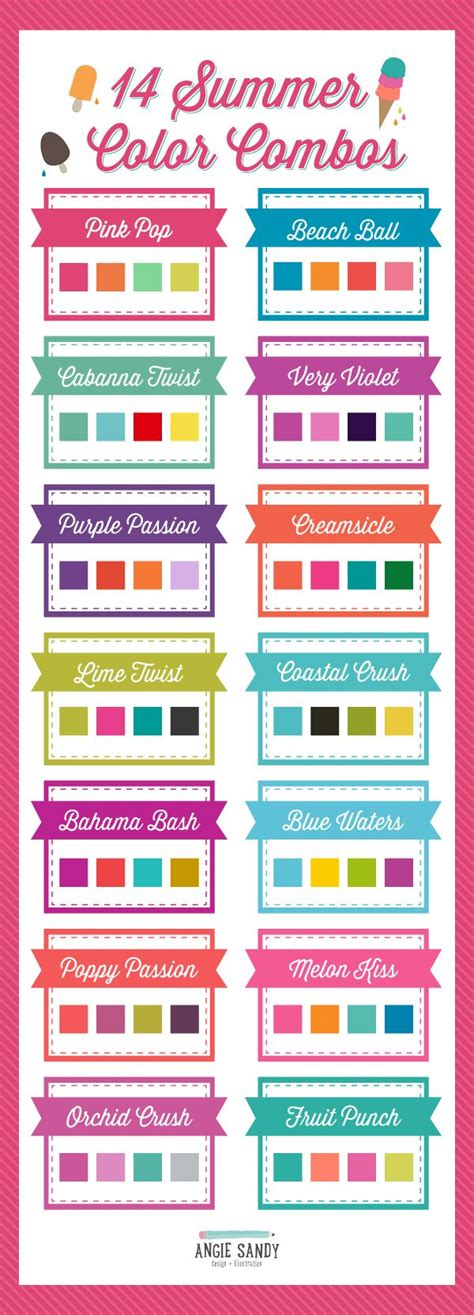 great colour combinations 1000 ideas about color combinations on pinterest