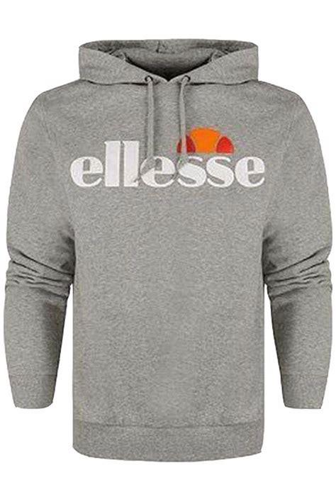 Jaket Sweater Hoodie Jumper Wolfskin New 2 new ellesse mens overhead hooded sweatshirt jumper sweater hoodie hoody pullover ebay