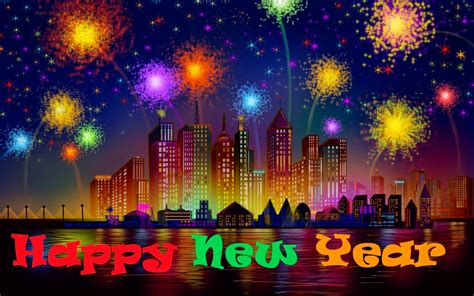 wallpaper for pc new year happy new year fireworks image wallpaper 7666 wallpaper