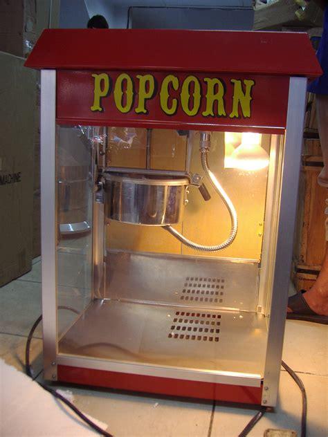 mesin popcorn rasul mesin