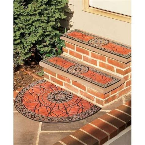 Outside Door Mats For Steps Decorative Outdoor Stair Treads Fresh Finds Freshest
