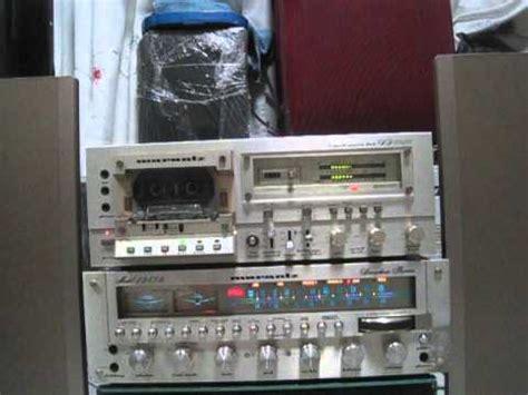 vintage cassette vintage cassette deck marantz td 6020