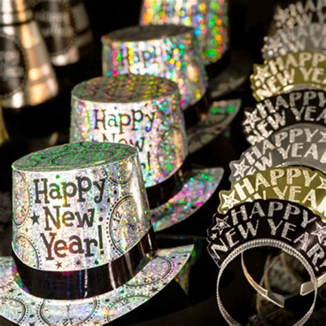 buy new year decorations uk new year s supplies delights