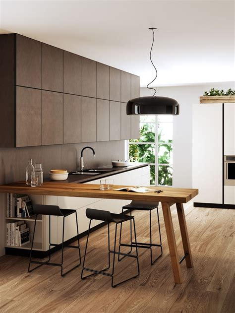 mod鑞es de cuisines 駲uip馥s 17 mejores ideas sobre encimera de la barra de cocina en