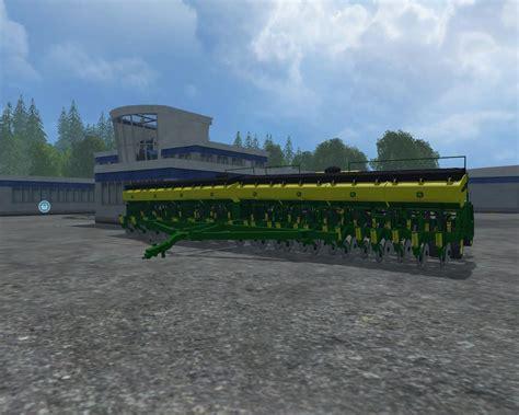 Mod Planter by Deere 2130 Ccs Planter V1 4