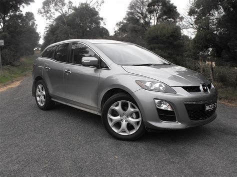 mazda cx 7 2010 review 2010 mazda cx 7 luxury sports road test review