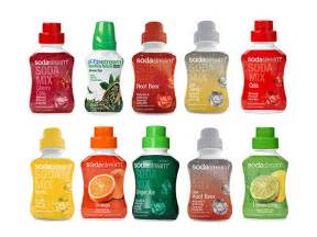 taste test we try every sodastream soda syrup flavor serious eats
