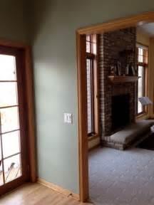 need ideas for paint color oak trim