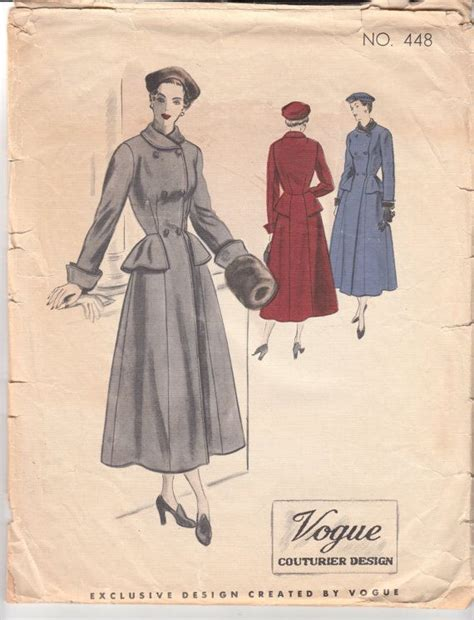 pattern grading women s clothes 302 best images about vintage coat patterns on pinterest