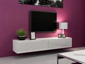 tv unit tv stand wall mounted tv cabinet white high