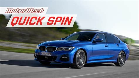 bmw  series quick spin youtube