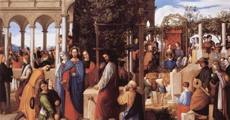 Wedding Feast Cana Catholic Commentary by Wholly Catholic A Journey Through 2 5
