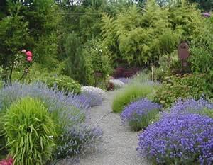 mixed shrub border andy stockton joy creek nursery