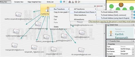 Maltego Email Search Maltego Tutorial Part 1 Information Gathering