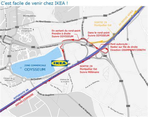 Cuisine Ikea Montpellier by Informations Ikea