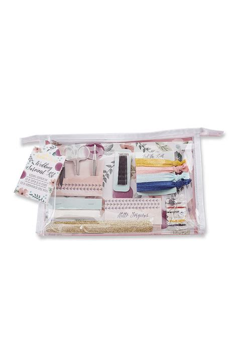 Diskon Tas Emergency Kit bridetastic wedding emergency kit david s bridal