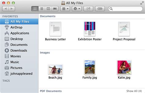 The Finder Mac Basics The Finder Organizes All Of Your Files Apple Support