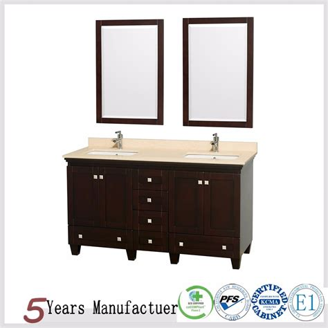 solid wood bathroom cabinet solid wood floating wall modern bathroom cabinets buy