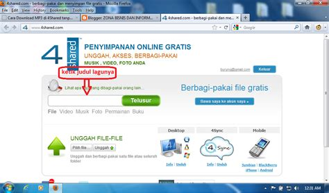 download mp3 fourtwnty zona nyaman cara mudah download mp3 di 4shared seperti premium dengan