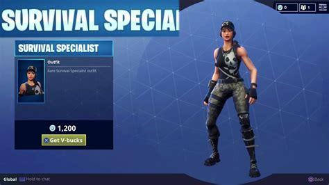 survival specialist wiki fortnite battle royale