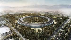 new apple headquarters report apple s ufo like headquarters could cost 5 billion