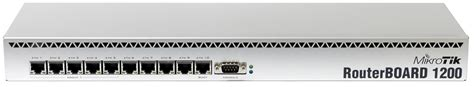 Routerboard Mikrotik 1200 Mikrotik Routers And Wireless Products Rb1200
