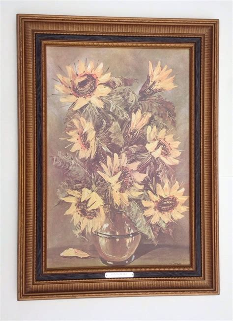 rare retired home interiors embossed picture framed