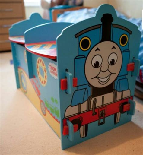 thomas the train toy box bench little nau nau thomas toy box