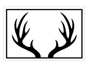 deer antler clip deer antlers clipart clipart panda free clipart images