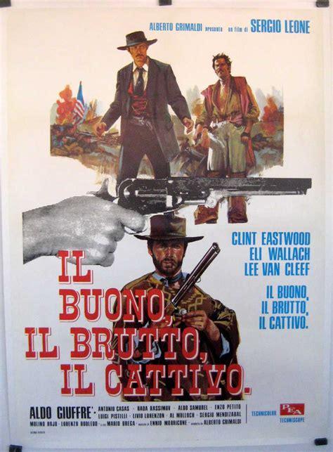 film gratis western in italiano frasi del film il buono il brutto il cattivo