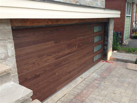 modern garage doors toronto modern contemporary garage doors custom modern