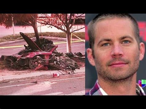 imagenes fuertes de paul walker accidente de paul walker videolike