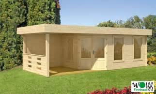 gartenhaus mit terrasse maja 40b1 terrassenhaus jpg
