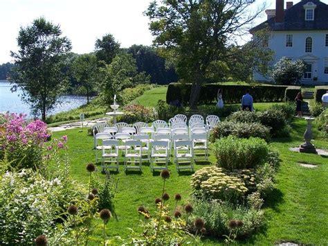 Wedding Venues York Maine by Hamilton House Gardens Wedding Ceremony Reception Venue