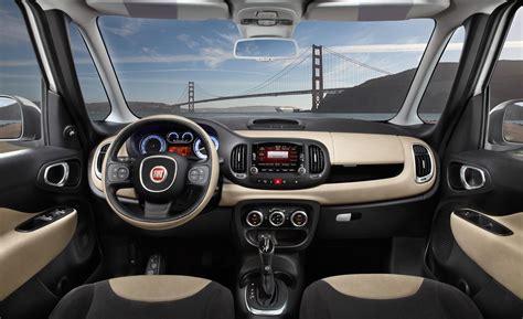 fiat 500 lounge interior car interior design