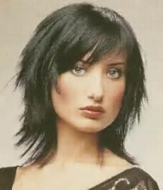 medium length hairstyles, medium length hair styles