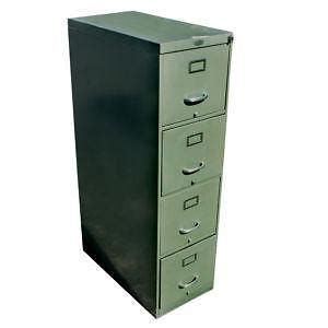 old fashioned metal file cabinet metal file cabinet