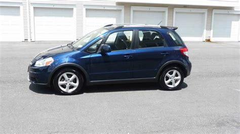 Suzuki Sx4 Hatchback 2008 Buy Used 2008 Suzuki Sx4 Base Hatchback 4 Door 2 0l In