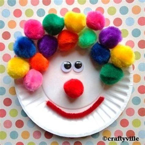 diy paper plate crafts ideas for